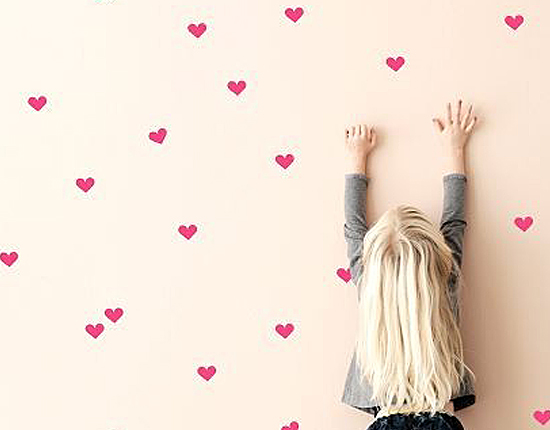 love mae wall stickers