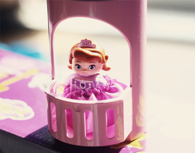 Lego Duplo Sofia the first princess castle review