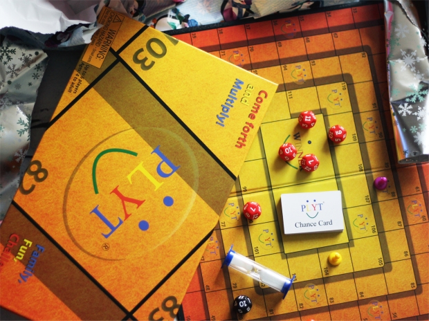 Plyt board game