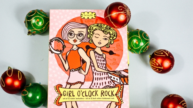 benefit girl o clock rock advent calendar