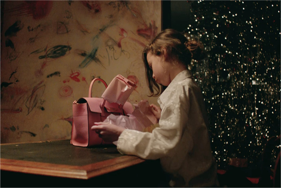 mulberry christmas campaign
